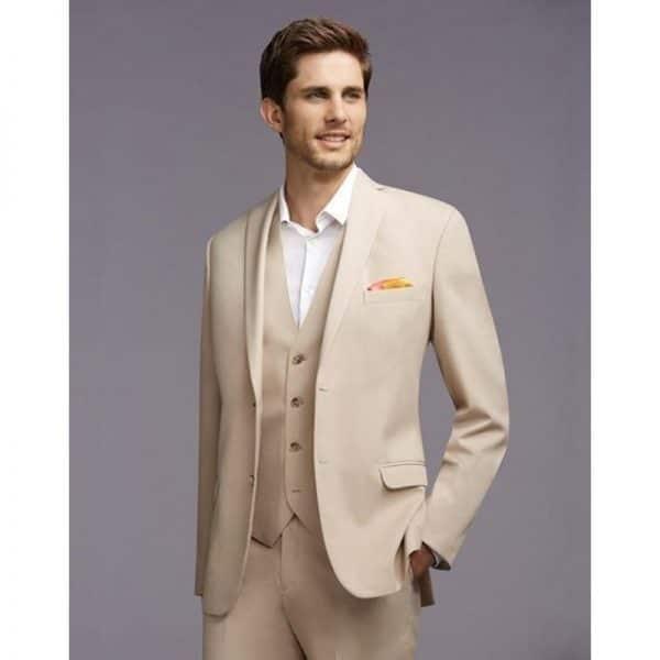 sewa jas warna brown model